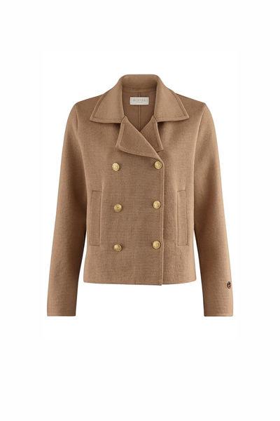 Indra jacket Camel