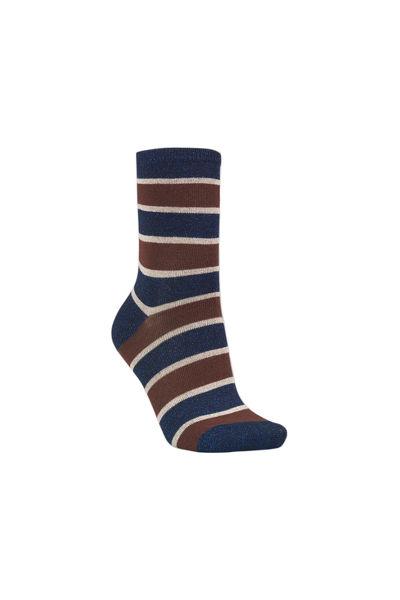 Dory Stripe Striper blå