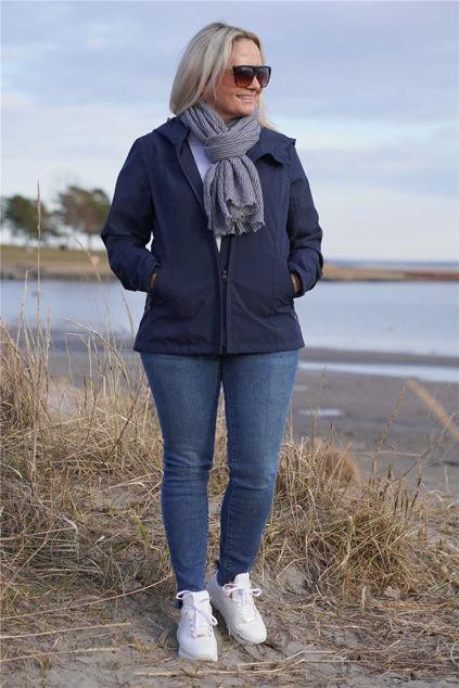 Tori Jacket Marineblå