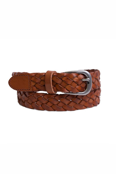 Heather Belt Cognac