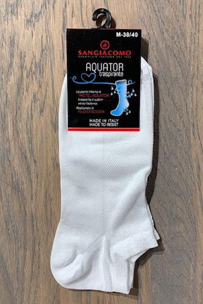 Aquator Socks Hvit