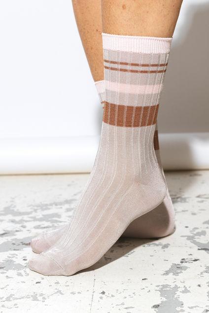 Sporty Rainbird Sock Grå