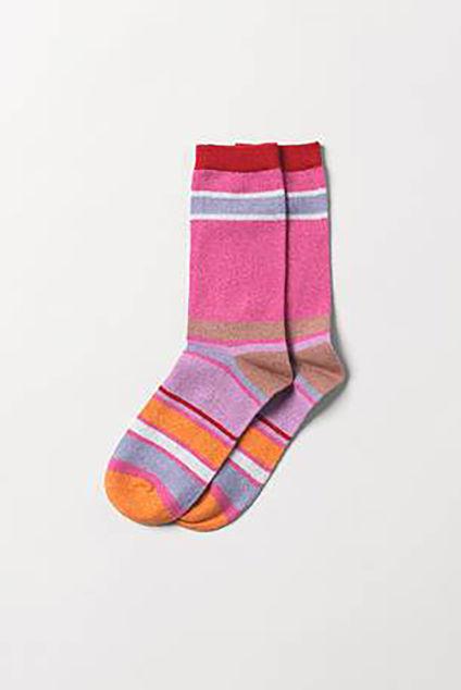 Rosella Dalea Sock Rosa Mix