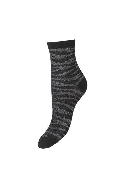 Zebra Glitzi Sock Sort