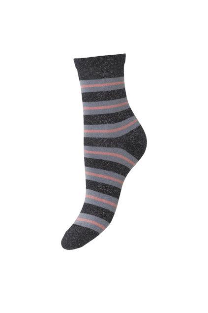 Dalea big stripe sock Night Sky