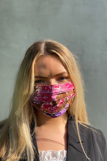 Face mask Rosa Mix