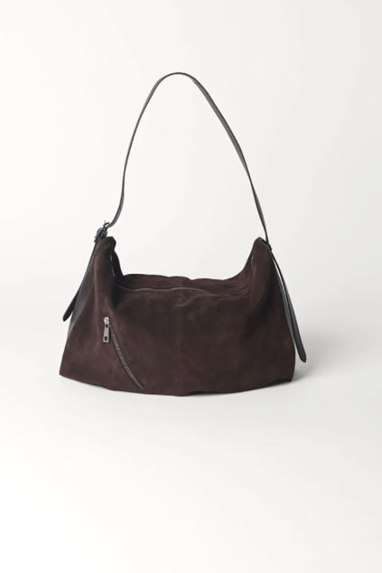 Bigsu Barrol Bag Mørkebrun
