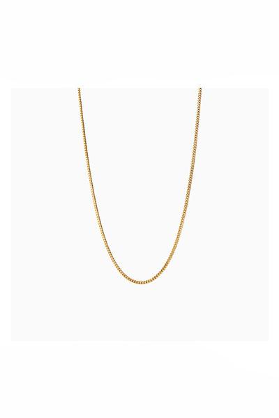 Curb Chain 55 cm Gull