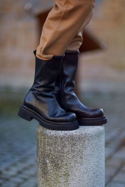 Ulrika Boots Sort