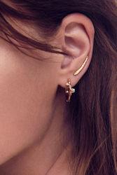Maude earring Gull