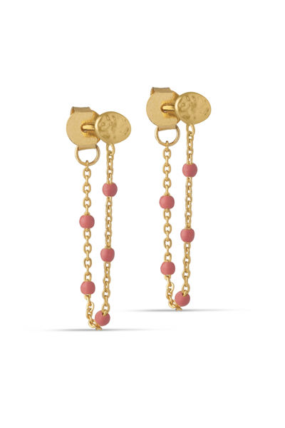 Lola Earring Coral