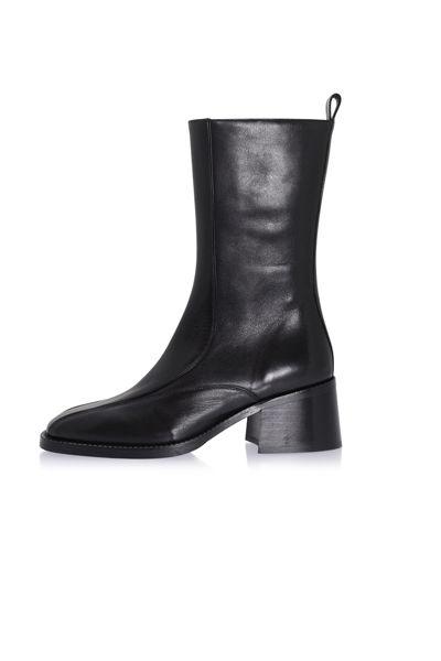 Jenelle Boots Sort