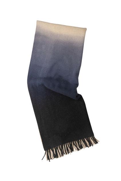 Lana Black Dip dye