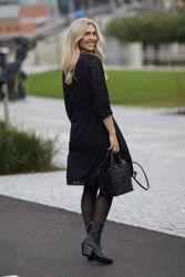 Reese-Damina 3/4 Short Dress Sort
