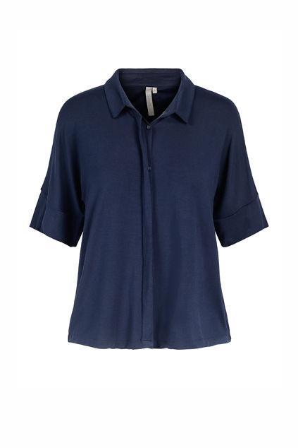 Gali Shirt Marineblå