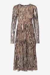 Jocelina Dress Nature Wood