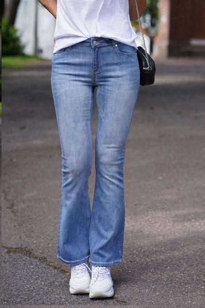 Marija Swan Jeans Jeansblå
