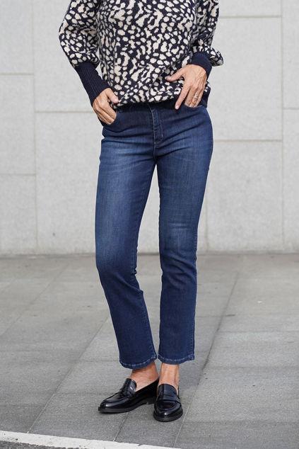 Malena Marconi Mist Jeansblå