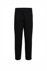 Ria MW Cropped Pant Sort