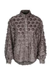 Freja Lash Shirt Sandstone
