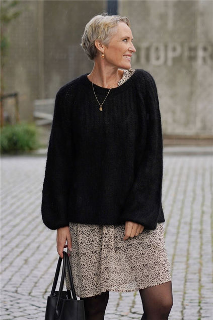 Adele Sweater Sort