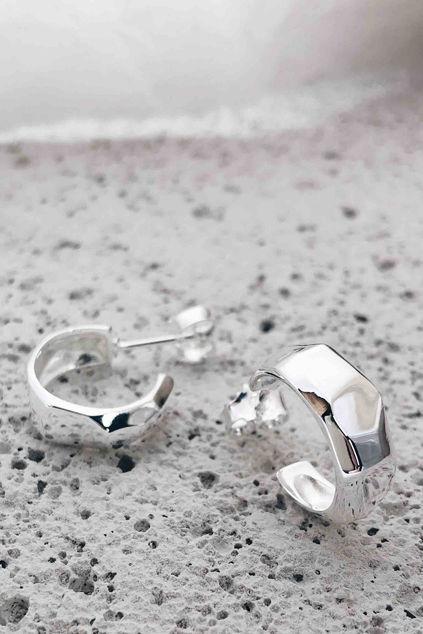 Metzinger Hoops Sølv