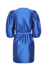 Taffy Dress Blå