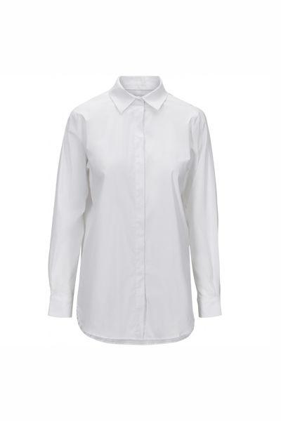 Snow shirt Hvit