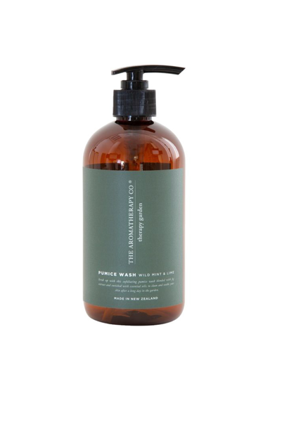 Therapy Garden Pumice Hand Wash 500 ml Wild Mint & Lime