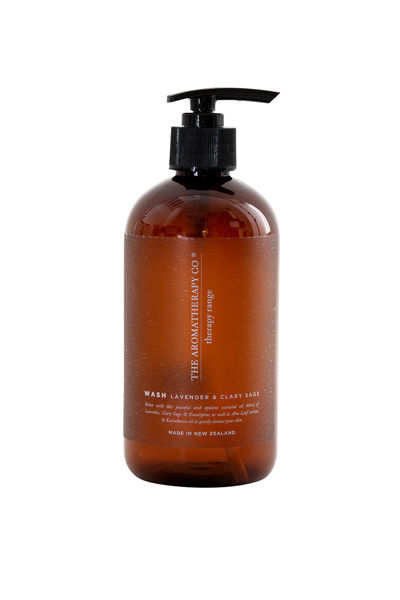Therapy H&B Wash Relax 500 ml Lavender & Clary Sage