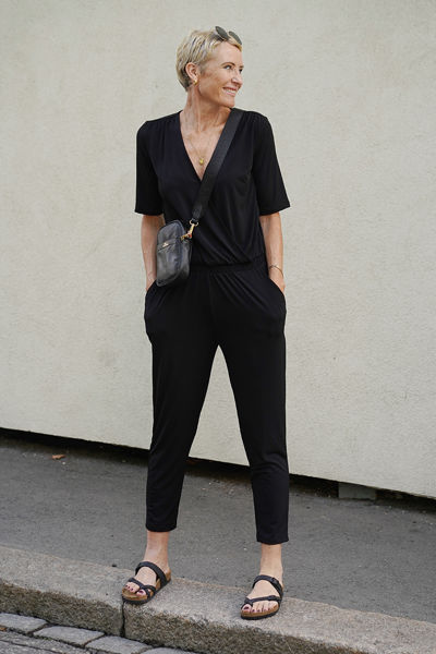 Hallie Jumpsuit Sort