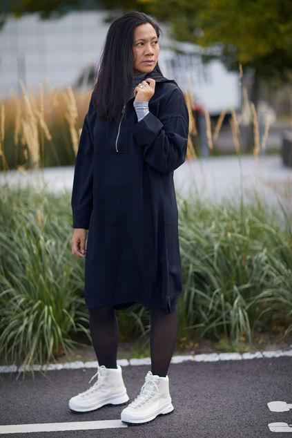 Aegur Dress Sort