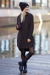 Sira Dress Brun