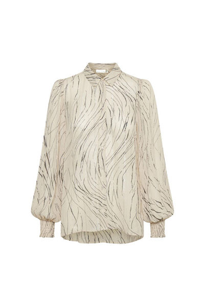 Petrina Shirt Offwhite