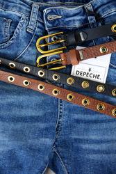 Small Belt Brun