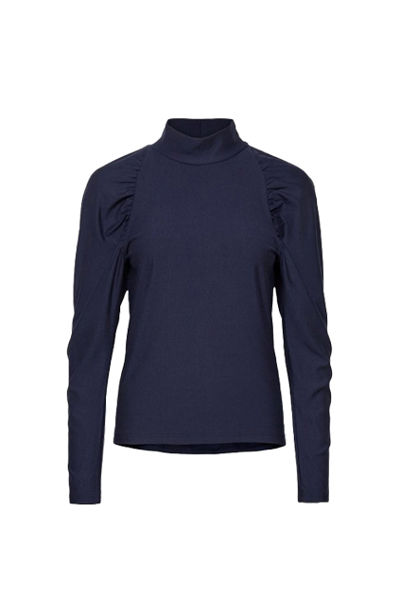 Rifa Turtleneck Blå