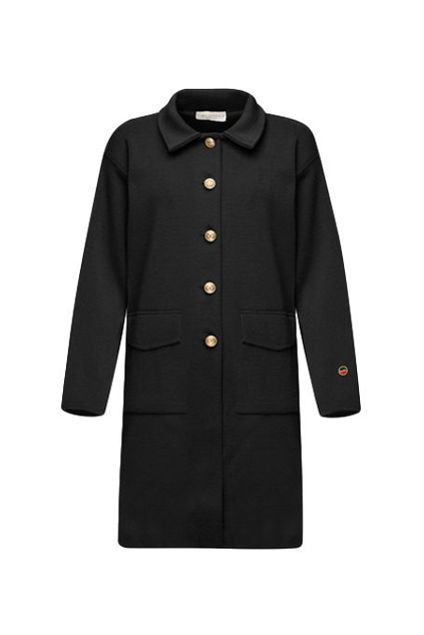 Riva coat Sort