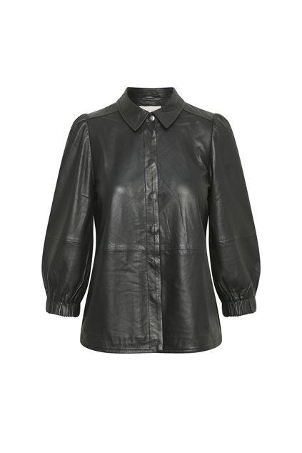 Freyja Shirt Sort