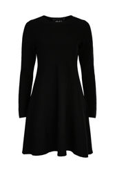 Cecilie Merino Dress Sort