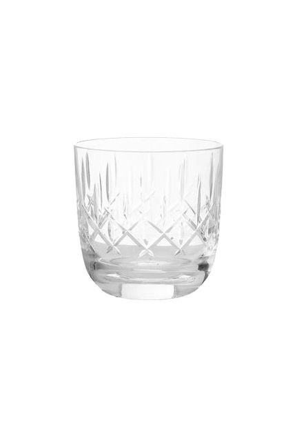 Crystal Glass Whiskey Clear