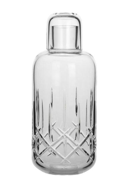 Crystal Glass Caraffel Clear