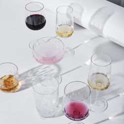 Wine Glass Rouge Clear