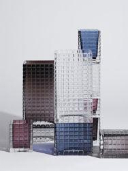 City Light 2C Glass Clear