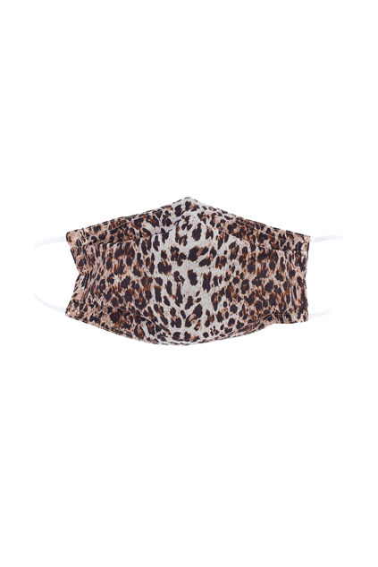 Facemask Leopard