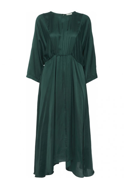 Diane Dress Dark green