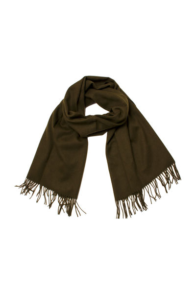 Simply scarf Grønn