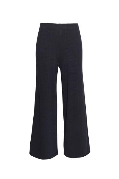 Tammie Ankle Pants Mørkeblå