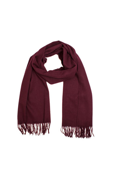 Simply scarf Vinrød