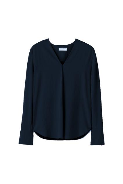 Kasia Shirt Marineblå