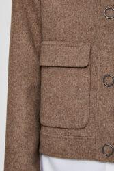 Terry Handmade Jacket Fossil
